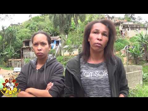 Moradores da Favela da Antena no Distrito dos Barnabés mostra para o Jornal Agora é Sério que até agora só chegou o IPTU