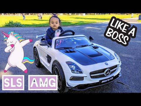 SLS Mercedes-Benz FINAL EDITION!!!| Toy Car Review