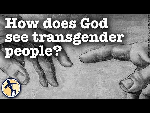 How does God see transgender people?