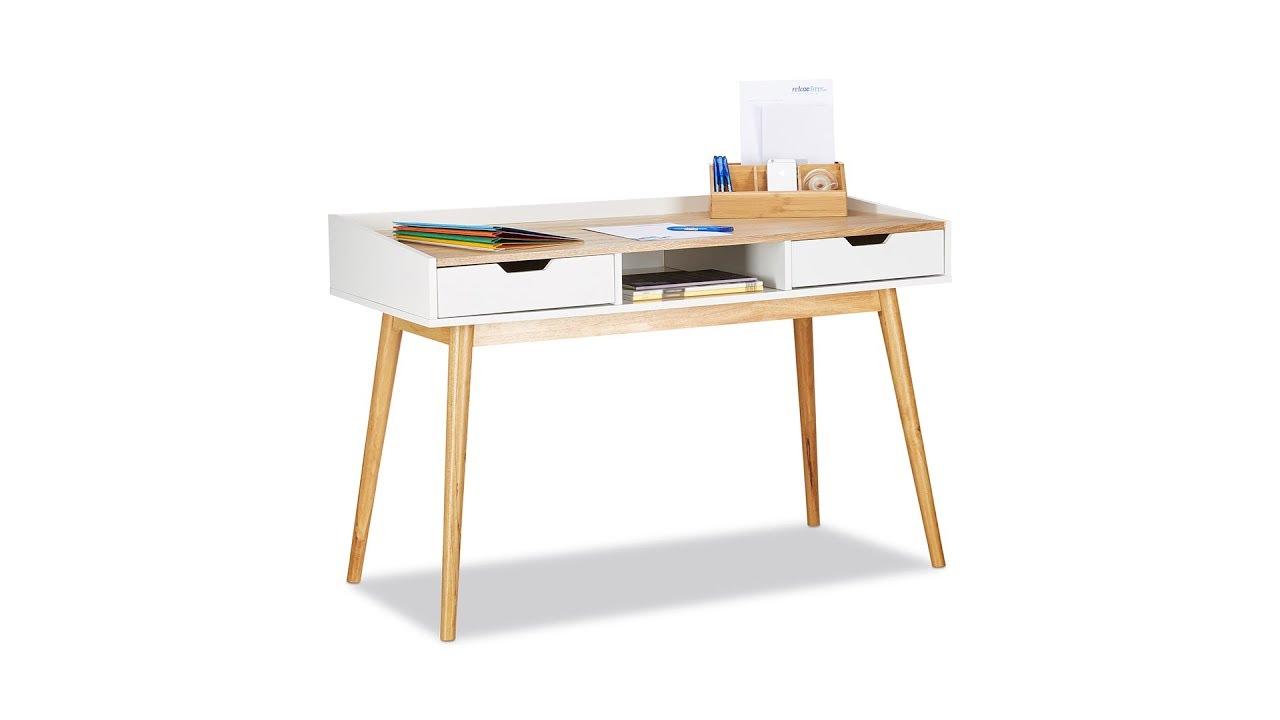 Video von: Schreibtisch 2 Schubladen