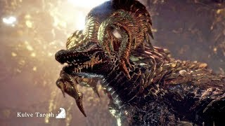Monster Hunter World: Arch Tempered Kulve Taroth Boss Fight and New Weapons