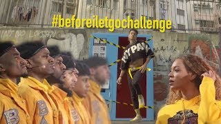 Before I Let Go Dance Challenge    Beyoncé (Homecoming Live)