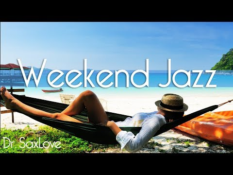 Weekend Jazz • Smooth Jazz Saxophone Instrumental Music for Relaxing and Study