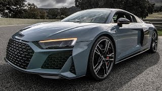 BEAST! New 2019/20 AUDI R8 V10 PERFORMANCE - 620HP/V10/NA KEMORA GRAY - New car, color and optics