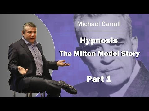 The Milton model story: Part 1