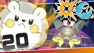 Togedemaru  - (Pokémon) - Pokémon Ultra Sun and Moon - Episode 20   Totem Togedemaru Trial!?