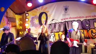 T'Pau Live At Dunstable Rocks 2016 - China In Your Hands
