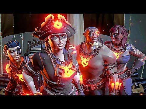 Sea of Thieves: Forsaken Shores DLC Coming September 19th
