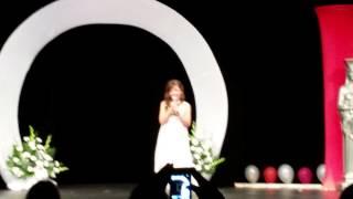 Little Miss Antioch Pageant Speech