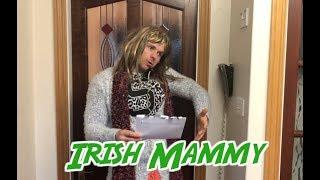 Irish Mammy   2 Johnnies (sketch)
