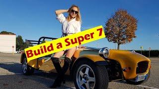 Come Costruire una Super Seven da zero. Macchina da sogno