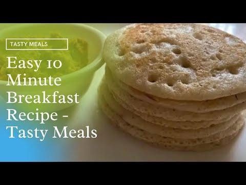 Easy 10 Minute Breakfast Recipe – Tasty Meals