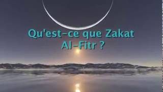 [Vidéo] Sur la zakat al fitr ou l'aumône de la rupture du ramadan