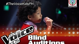 """The Voice Kids Philippines 2016 Blind Auditions: """"Tomorrow"""" by Carmela"""