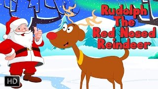 Rudolph The Red Nosed Reindeer Christmas Carols With Lyrics