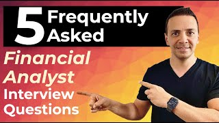 Finance Interview Questions thumbnail image