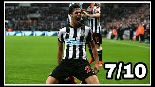 Players ratings | Newcastle United 1-0 Crystal Palace
