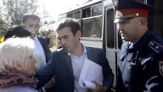 Снос жилья в  Астана 23 09 14