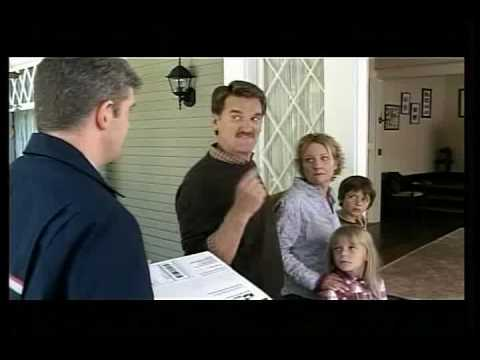 United States Postal Service (USPS) Commercial (2010 - 2011) (Television Commercial)