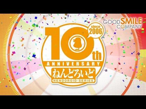 黏土人系列商品10 週年紀念影片 從1 到600 號的進化史