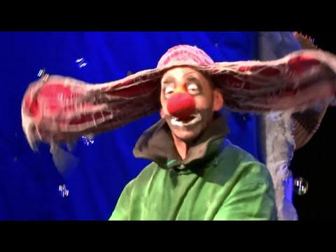 Cirque Slava SnowShow Слава Полунин