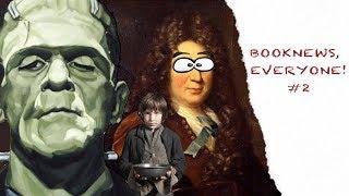 Booknews, everyone #2 | Опасные сказки и книжный вендинг