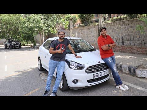 Customized Ford Figo Aspire From Rohtak | Ford Figo Aspire Modification's | Projector Headlights