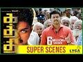 Kaththi - Best Scenes | Vijay |  Samantha Ruth Prabhu | Neil Nitin Mukesh