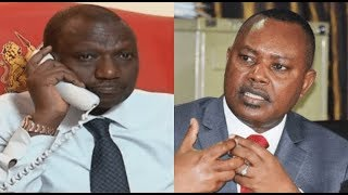 Situation critical in Kenyan politics as PS Kibicho takes DP Ruto to police