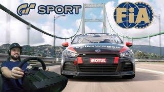 Чемпионат Мира FIA Раунд 3 - Gran Turismo Sport