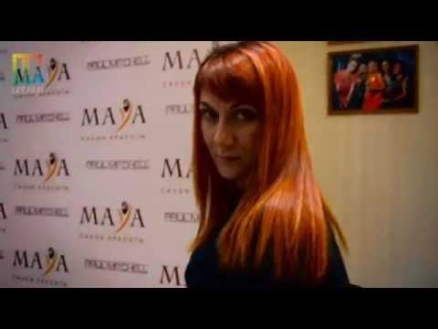 MAYAsalon на Full Fashion look Sevastopol 2015