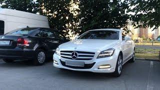 Mercedes CLS, вам не уйти от этого продавца !