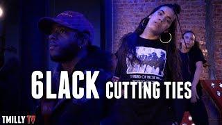 6LACK   Cutting Ties   Nicole Kirkland Choreography   Ft. 6LACK #TMillyTV