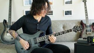 Periphery - Reptile (Guitar Playthrough)