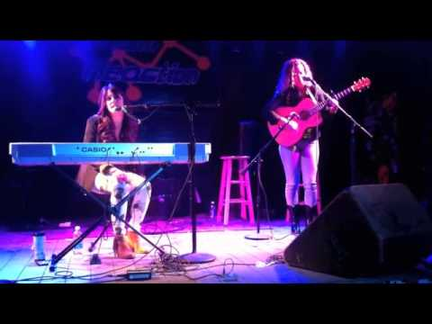 """I Won't Give Up"" Cover by Micaela Martinez and Alyssa M. Simmons"