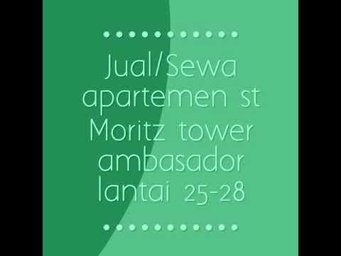 Apartemen Disewakan Puri Indah, Jakarta Barat 11610 XTK20DS7 www.ipagen.com