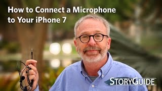 How to use a microphone with your iPhone 7