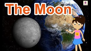 Moon For Kids | Science For Grade 5 | Periwinkle