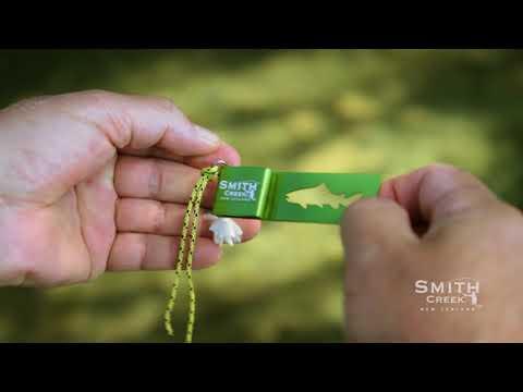 Smith Creek Spent Line Wrangler zsinórgyűjtő videó