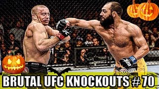 THE MOST BRUTAL UFC KNOCKOUTS COMPILATION # 70 BELLATOR MMA 2016  САМЫЕ ЖЕСТОКИЕ НОКАУТЫ