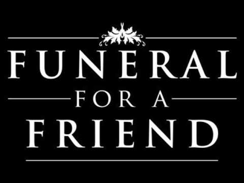 Funeral For a Friend-Novella
