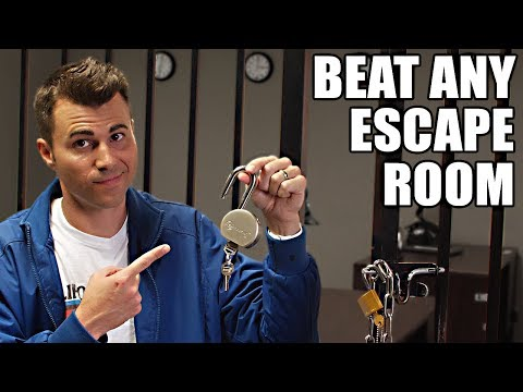 10 Tips to Beat Escape Rooms