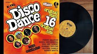 Disco Dance - Disco Music Internacional - (Vinil Completo - 1976) - Baú Musical