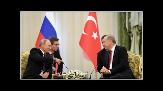 Why did Putin disregard his Turkish partner?