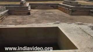 Hampi monuments at Karnataka