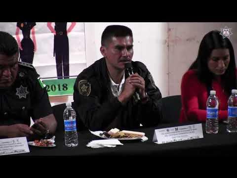 """Chimalhuacán realiza foro """"La Policía Comprometida con la igualdad y equidad de género"""""""
