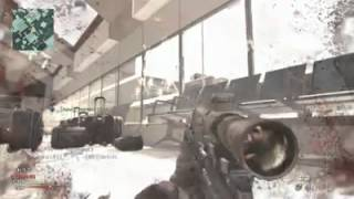 Quickscope Attemp - Modern Warfare 3