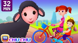 Little Bo Peep Has Lost Her Sheep and Many More Videos | Popular Nursery Rhymes By ChuChu TV