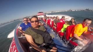 Patriot Jet Boat Ride, San Diego