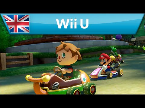Mario Kart 8 - DLC Pack 2 Launch Trailer (Wii U) thumbnail